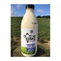 Organic Cows Milk by Organic Milk Group