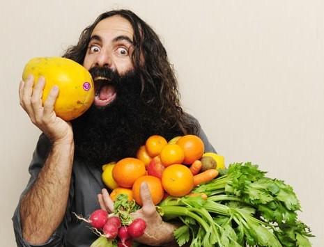 Costa Georgiadis - ambassador of National Organic Week