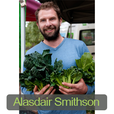 Alasdair Smithson - Sustainable Farmer of the Year 2014