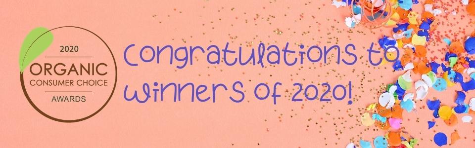 OCCA 2020 Winners - Homepage banner