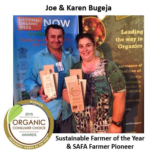 Joe & Karen Bugeja